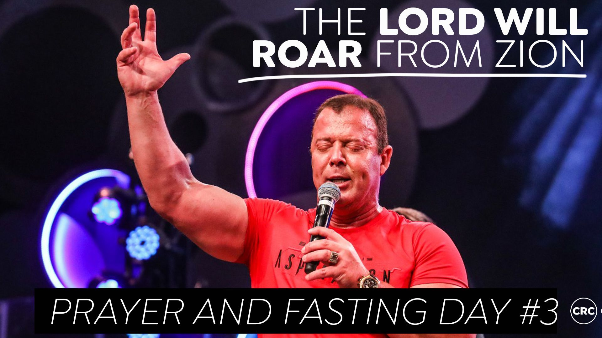 Divine Restoration: Prayer and Fasting Day #3