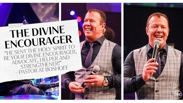 The Divine Encourager