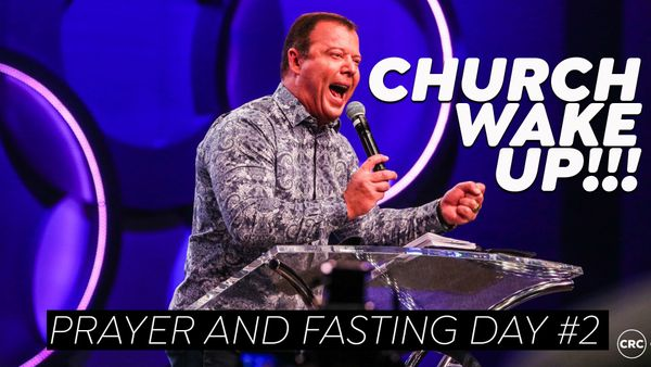 Divine Restoration: Prayer and Fasting Day #2